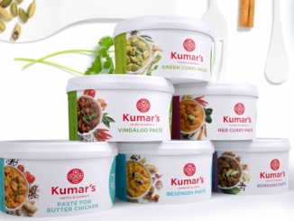 Kumar's bringt authentische Pasten für Curries
