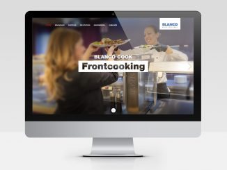BLANCO Professional startet Frontcooking Webseite