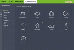 Foodnotify: Jetzt auch mit Warenwirtschaft
