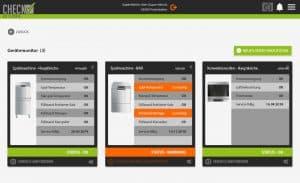 Smeg Foodservice integriert Check de Cuisine