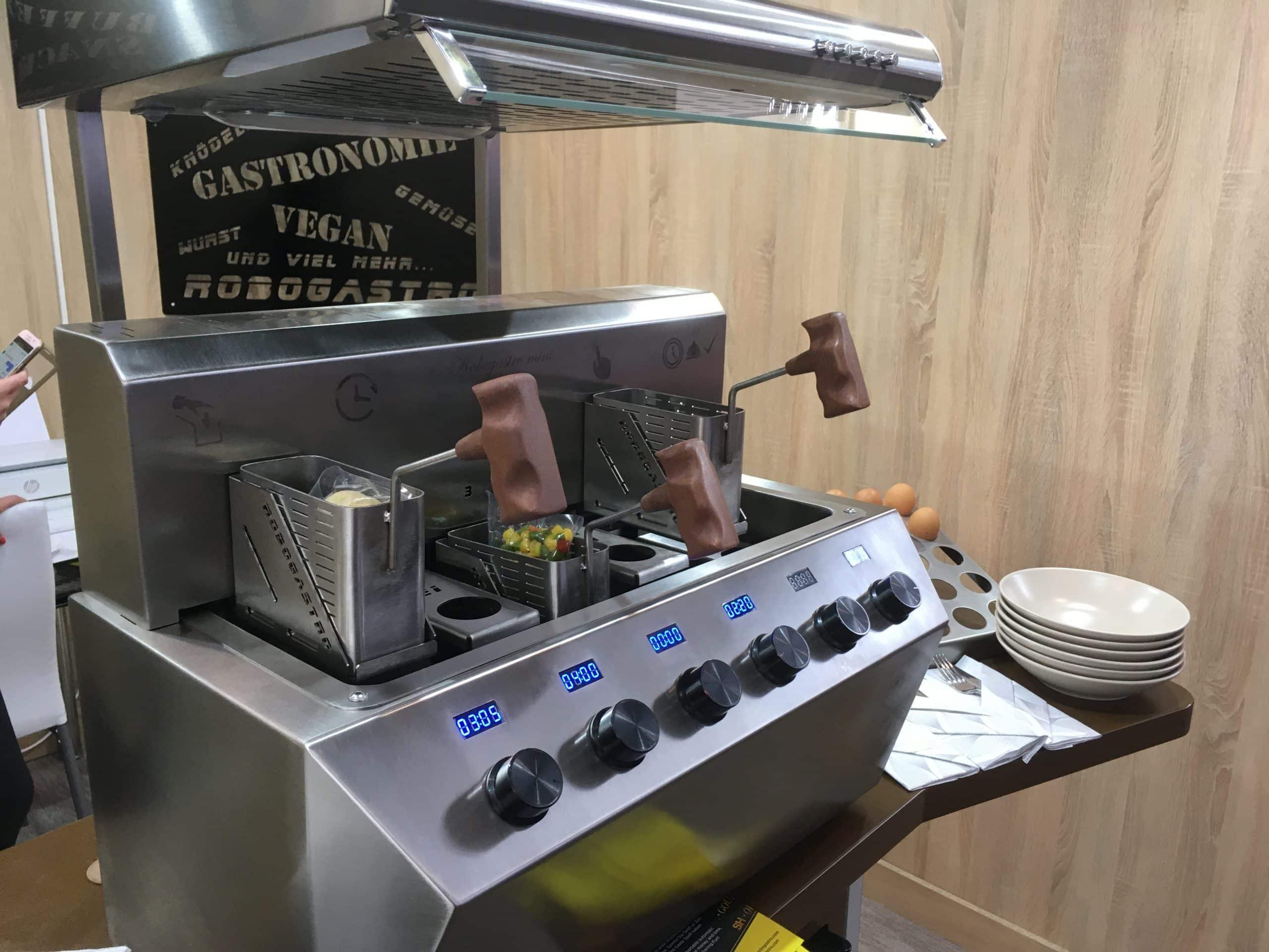 Neuheit: SB-Kochstation erstmalig auf der Intergastra