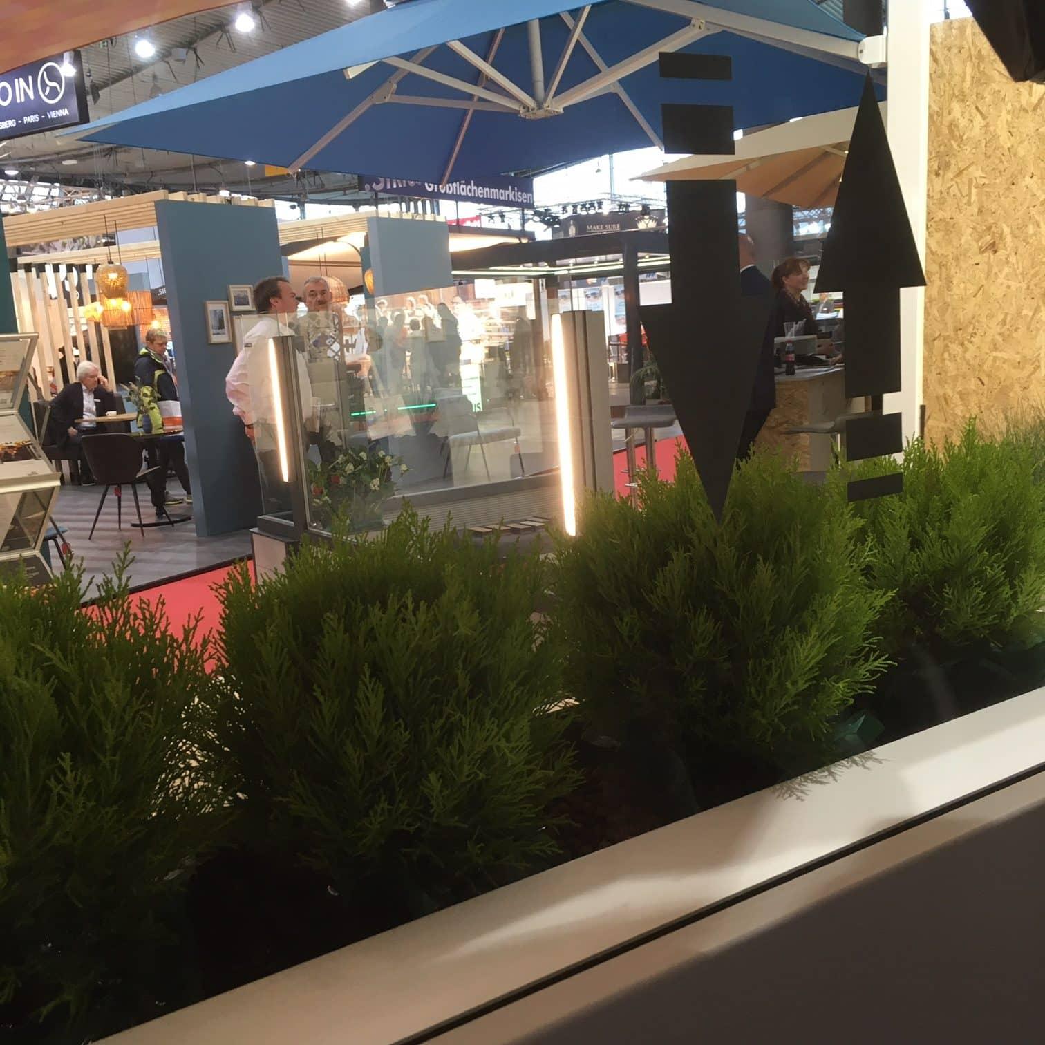 Terrassenprofis zeigen modulare Designs für sensible Umgebungen