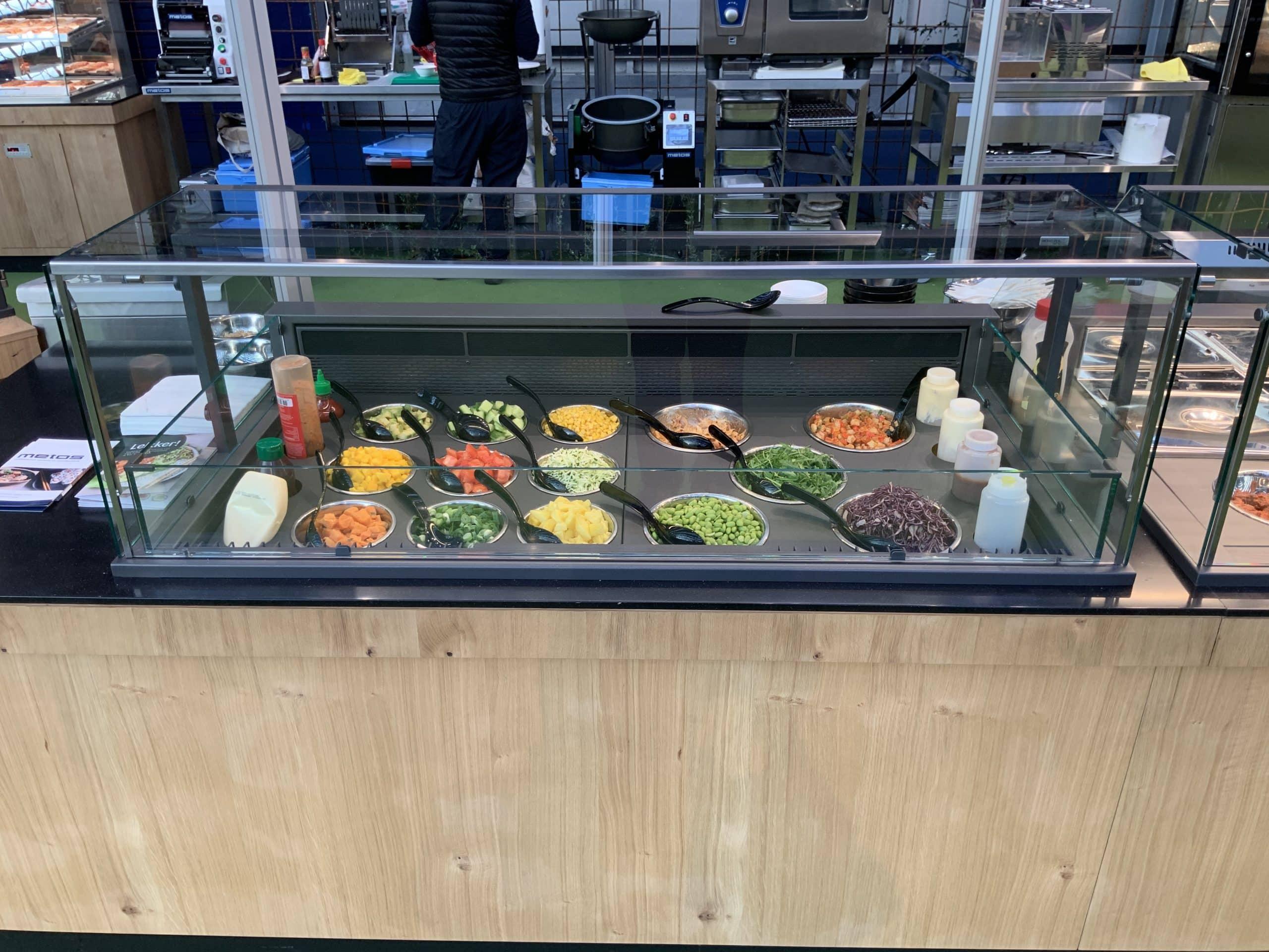 Modulare Produktvielfalt - Lebensmittel als Erlebnis präsentieren