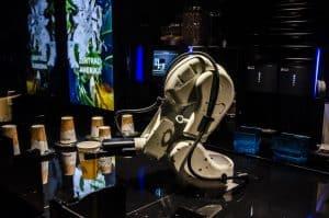 WMF präsentiert Hightech-Café-Bar Made in Germany