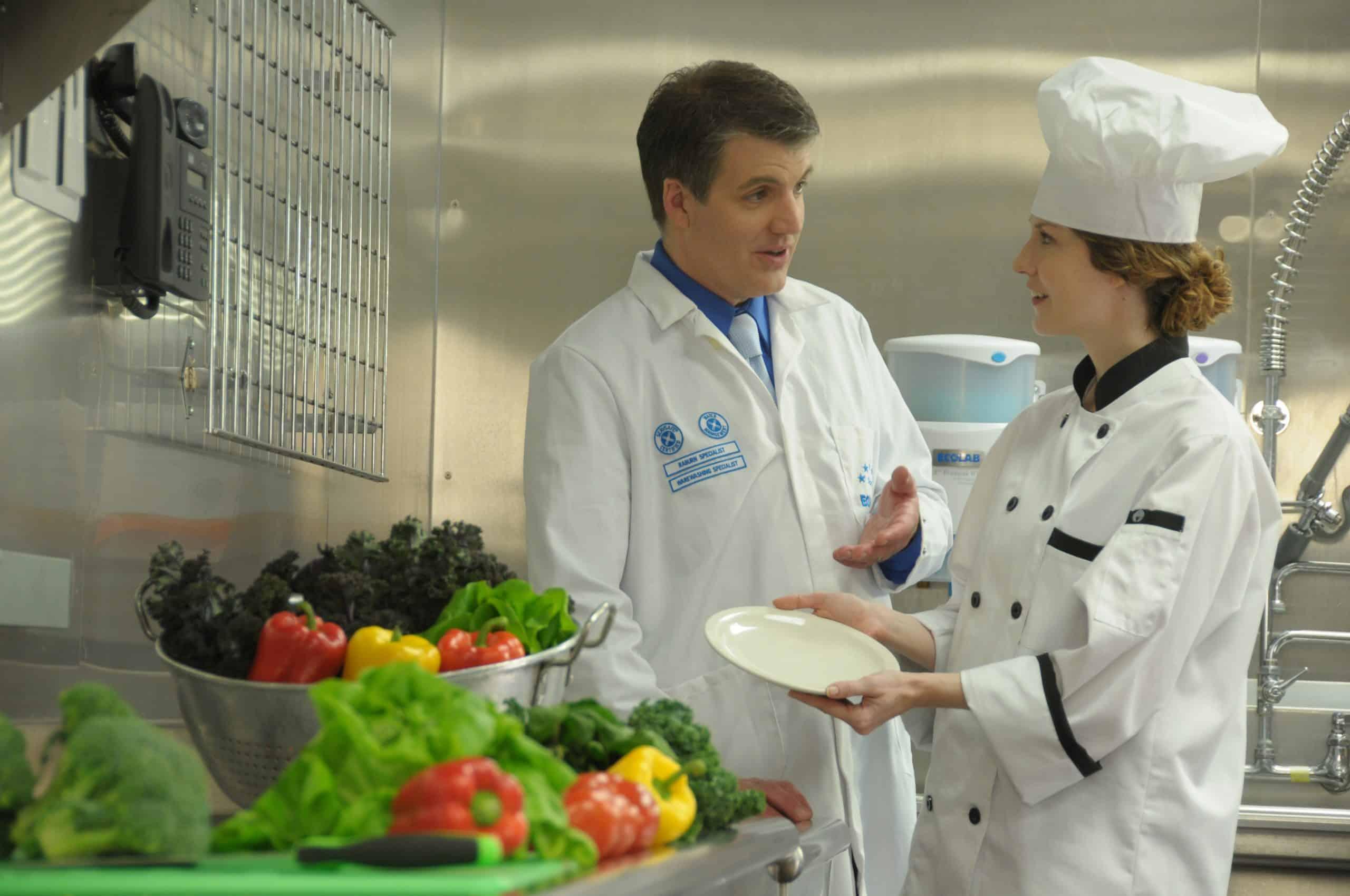 Jetzt und später: Hygiene und Sauberkeit in der gewerblichen Küche