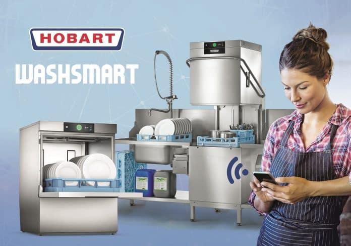 HOBART App WASHSMART: Gut vernetzt gewinnt doppelt