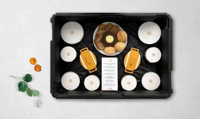Gourmet-Lieferservice setzt auf Rosenthal Porzellan