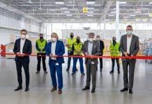 RATIONAL eröffnet neues Versandgebäude