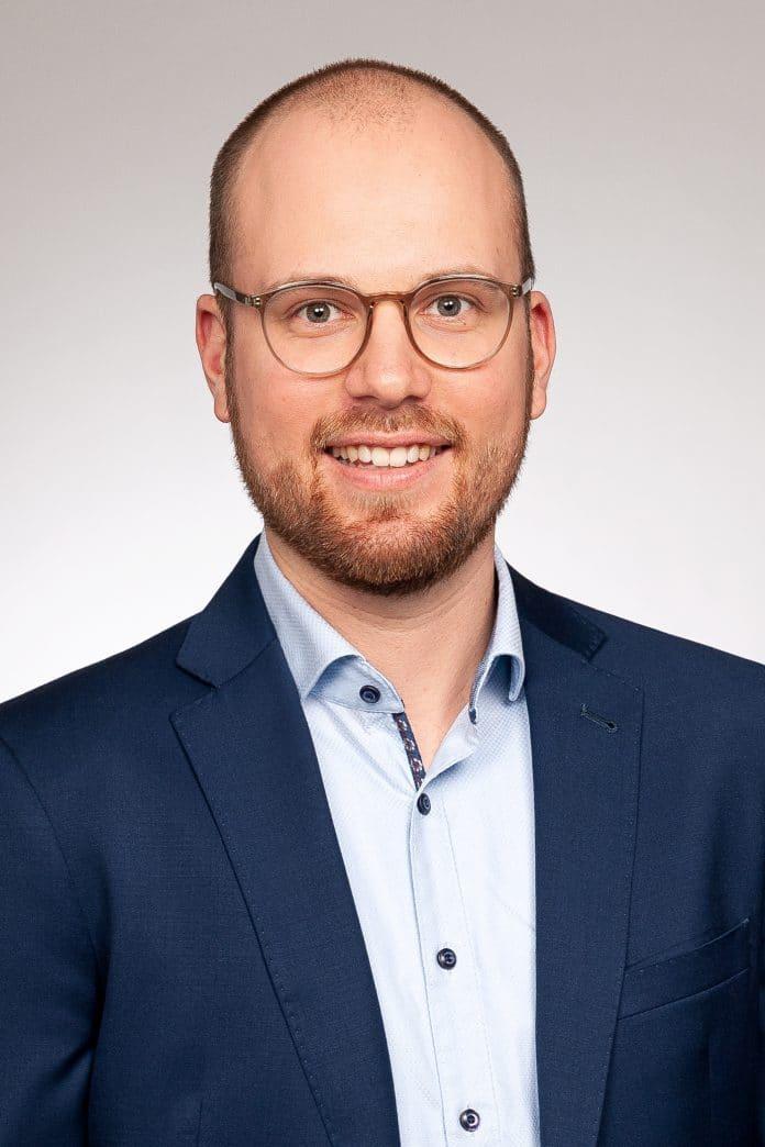 Vertriebsingenieur Marius Koch unterstützt HOBART Team Nord-Ost