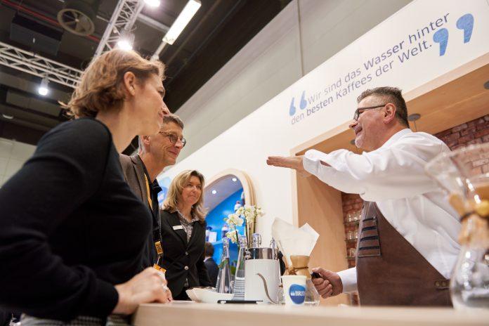 Gastmesse Salzburg: BRITA zeigt neuen Filter für korrosive Wässer