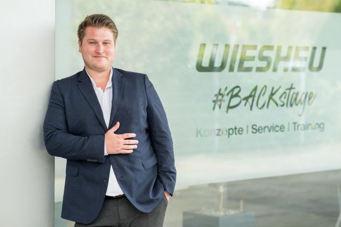 Wiesheu: Pascal Hautecouverture führt Geschäftsbereich Vertrieb und Marketing