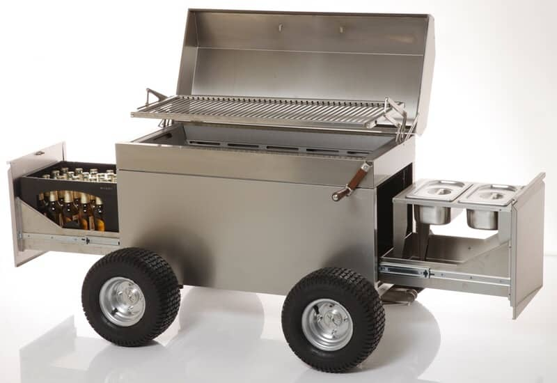 Outdoor Küche Metro : Metro bringt eigene brennwagen edition foodservice equipment news