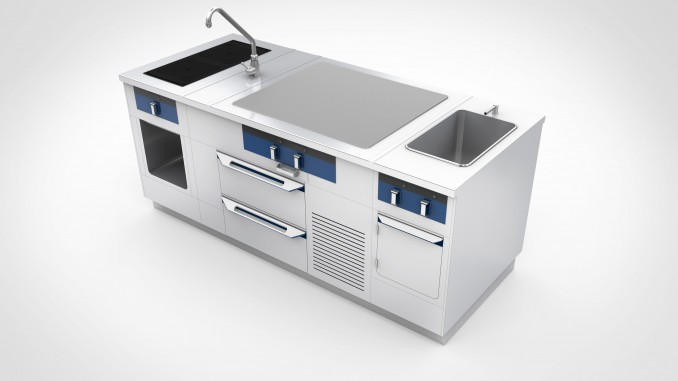 Thermaline Cooking Star (Foto: Electrolux Professional)